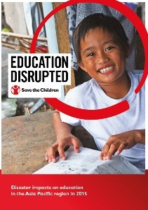 Save the Children International report on DRR