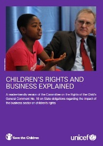 Children's rights and Business explained